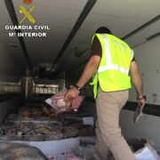 La carne española tuerce el gesto por los jamones podridos