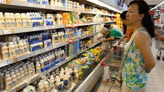 La clase media china 'salva' el mercado del gran consumo