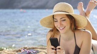 El móvil se impone en las compras veraniegas