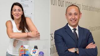 Neus Sanz y Oriol Marín, nuevos directivos de Henkel Ibérica