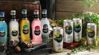 Nueva gama de mixers y refrescos de Nordic Mist
