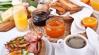 Desayuno, comida y cena: estos son nuestros hábitos