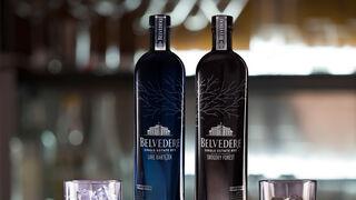 Belvedere  estrena dos de sus vodkas más especiales