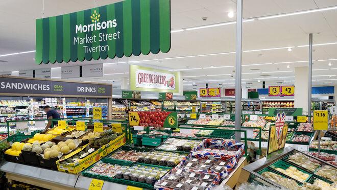 la hora más silenciosa estar sin ruido en el supermercado