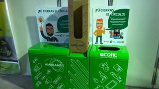Auchan da un paso más en la recogida de residuos selectivos