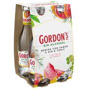 Gordon's lanza una bebida sin alcohol con sabor a gin tonic