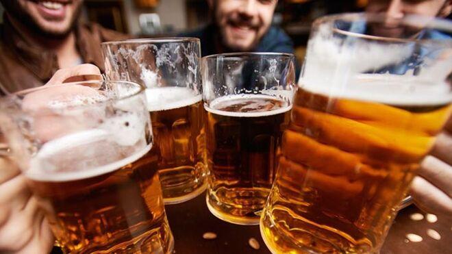 La cerveza, cada vez más consumida fuera de casa