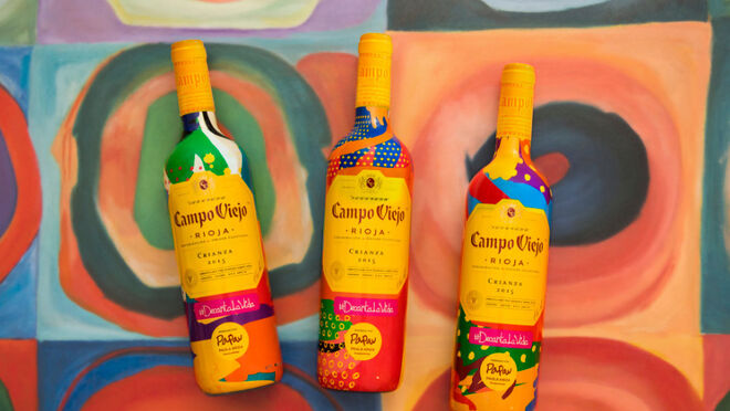 Campo Viejo: nueva edición limitada con mensaje