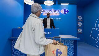 Carrefour España descarta de momento los Pedestrian Drive