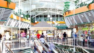 Primer semestre del año al alza para los centros comerciales