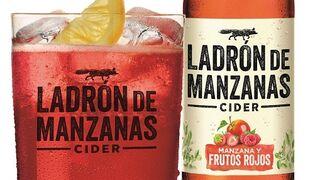 Nuevo sabor de Ladrón de Manzanas: con frutos rojos