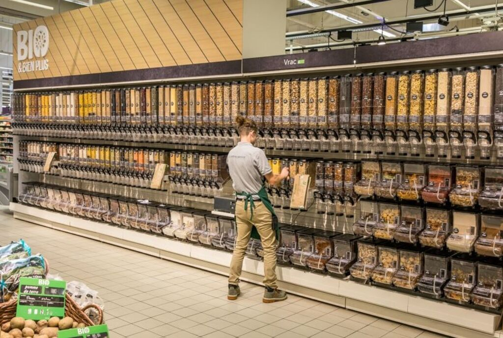 Bio Experience busca ser el espacio Bio de referencia en los hipermercados de Carrefour