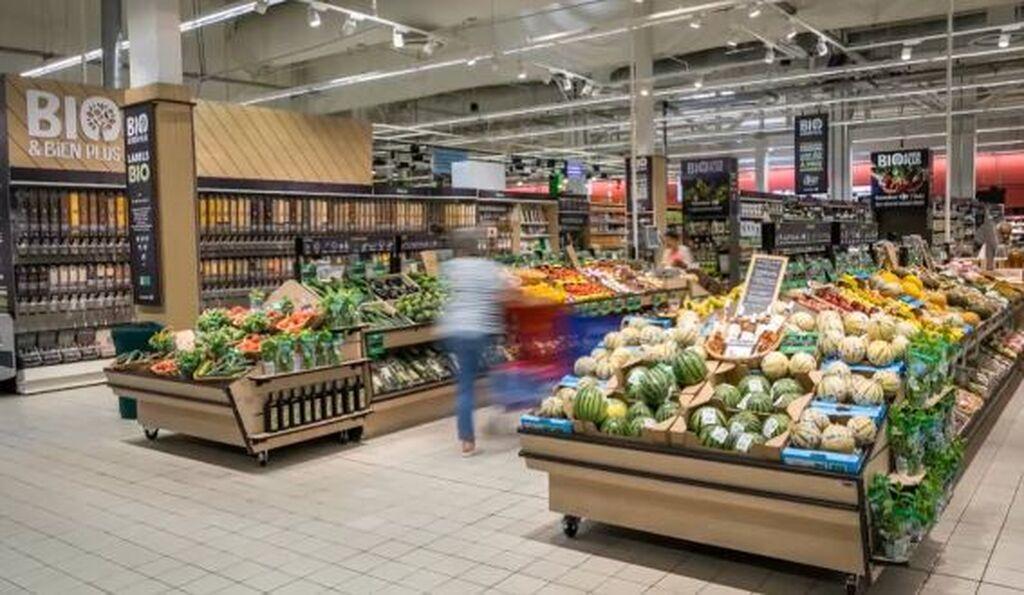 Más de 3.800 productos están a la venta en Bio Experience de Carrefour