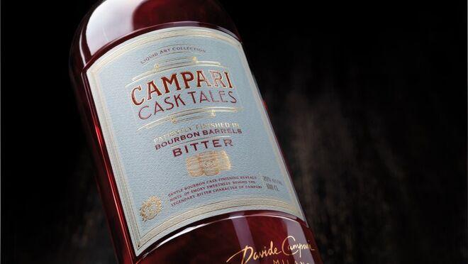 Campari Cask Tales: nueva versión del original bitter