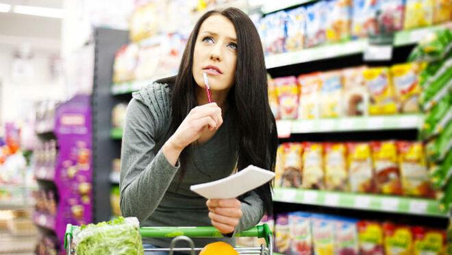 ¿Hacen caso los españoles a su lista de la compra?