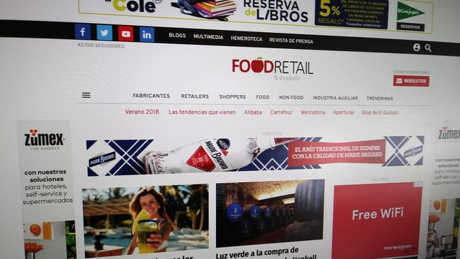 FoodRetail & Shoppers supera el millón de usuarios en 2018