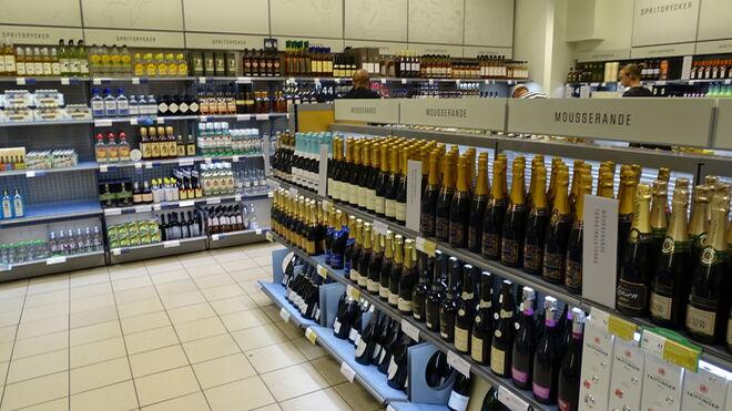 Así son los odiados supermercados del alcohol