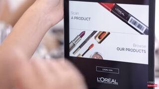 ¿Pruebas virtuales de maquillaje? L'Oréal lo consigue