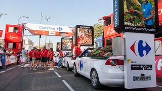 Carrefour pone en marcha La Vuelta 2018