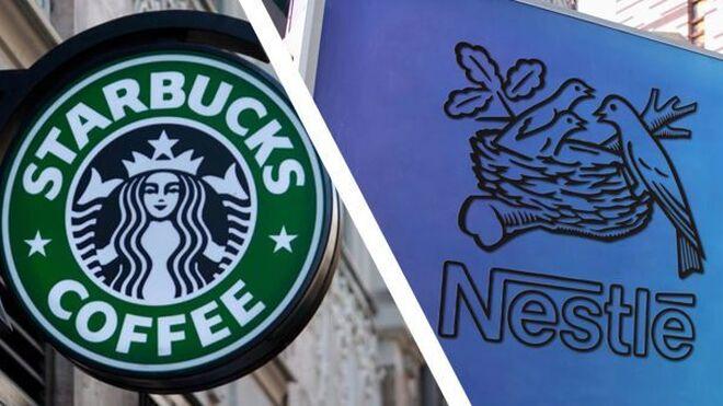 Nestlé cierra su acuerdo con la cadena Starbucks