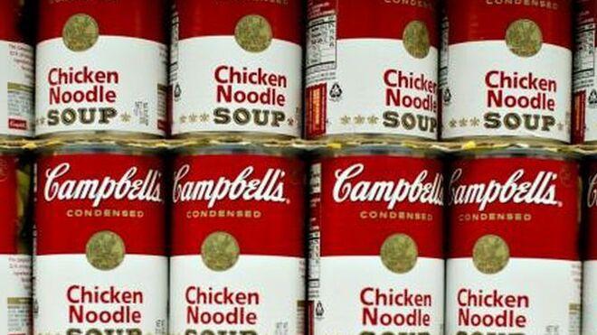 Campbell Soup quiere vender su negocio internacional