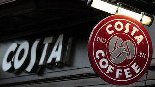 Coca-Cola adquiere las cafeterías británicas Costa