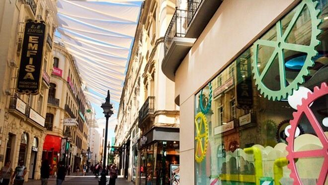 Fini estrena en Córdoba su primera tienda de Andalucía