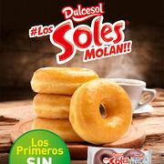 Los Soles de Dulcesol, ahora sin aceite de palma