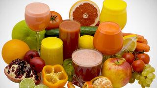 Alemania, líder en consumo de zumo de fruta de la UE
