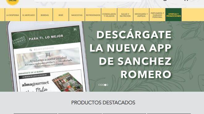 Así es el modelo premium de ecommerce de Sánchez Romero