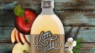 Manzana, canela y vainilla: el nuevo sabor de Komvida