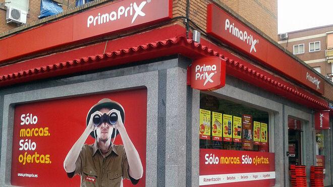 El supermercado 'outlet' Primaprix desembarca en Aragón