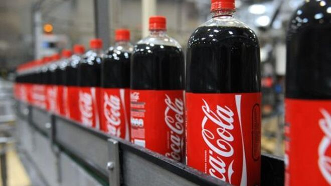 Bajan las ventas en España de Coca-Cola European en 2018