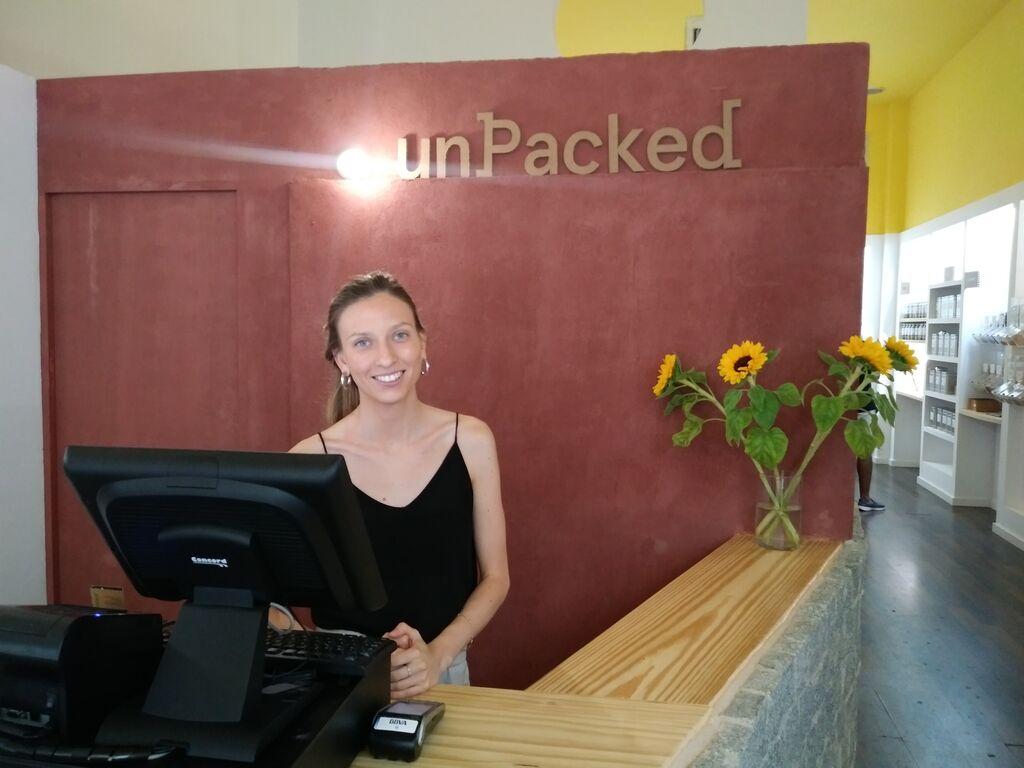 María Arias, impulsora de Unpacked