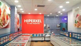 Hiperxel, cadena gallega de congelados, cumple 30 años