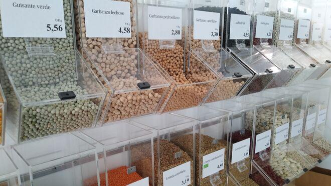 El 'slow shopping' se hace con los supermercados: vuelven los productos a granel