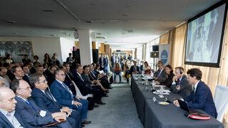 Visión general de la Asamblea Anual 2018 de Anged