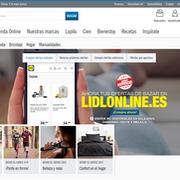 Lidl estrena su ecommerce de bazar en toda España