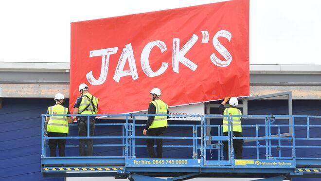"""Así es Jack's, el súper de Tesco """"más barato"""" que Aldi y Lidl"""