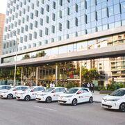 Mahou San Miguel y su nueva flota de coches eléctricos