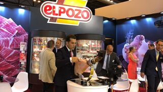 ElPozo Alimentación seduce en la feria Meat Attraction