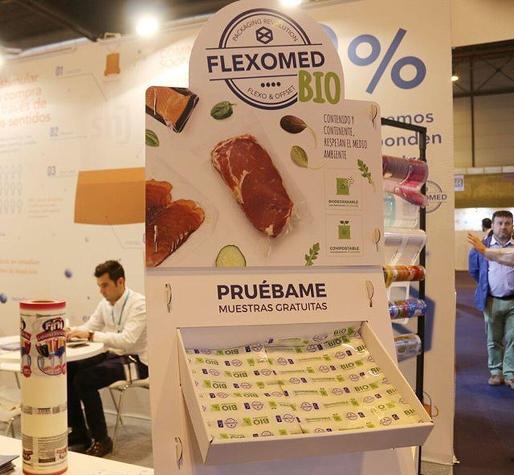 Envases sostenibles para productos cárnico de la mano de Flexomed