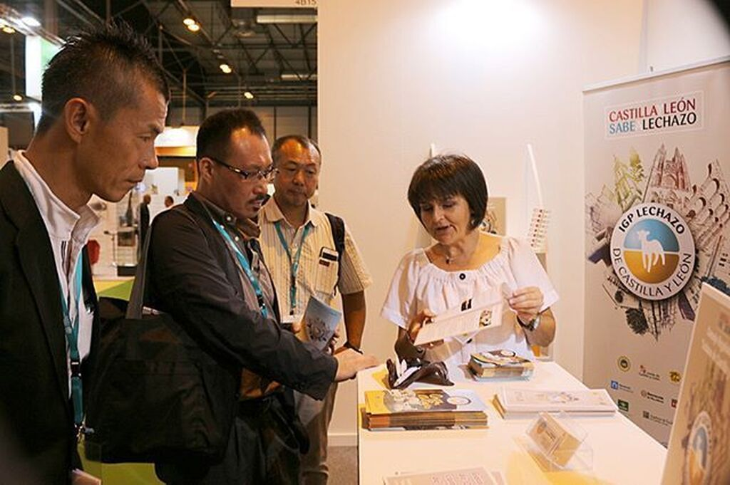 Visitantes internacionales se interesan por las denominaciones e IGP españolas
