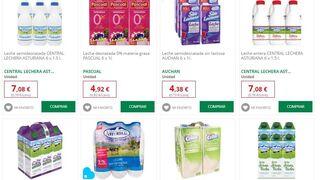 ¿Cuál es el súper online más barato para comprar marcas?
