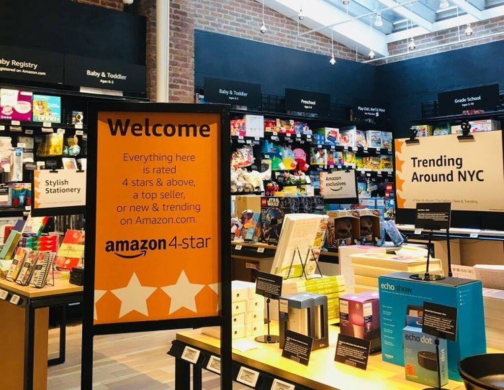 Vista general de Amazon 4-star