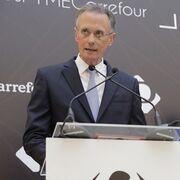 El 'español' Eric Uzan cede el mando de Carrefour Italia