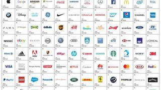 Estas son las marcas más valiosas de todo el mundo