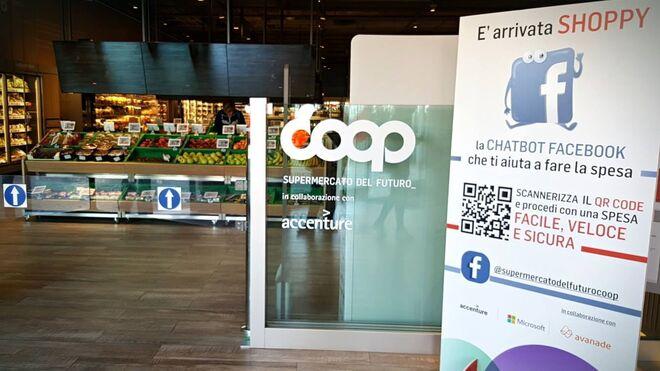ShoppY, el asistente virtual de Coop a través de Facebook