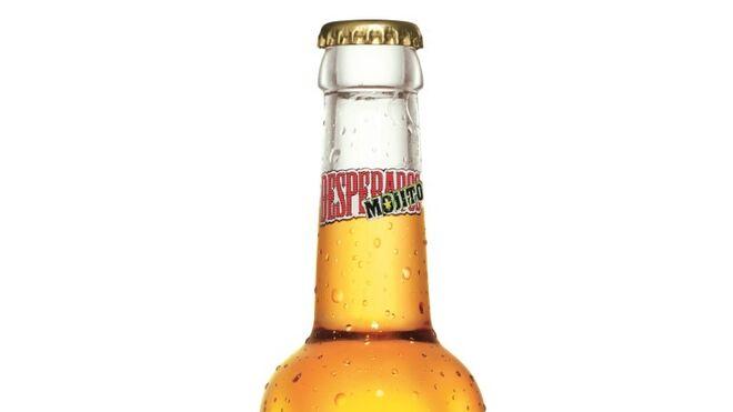¿Cerveza, tequila y cocktail...? Desperados Mojito
