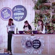 La fiesta de Carrefour España para presentar su Act for Food